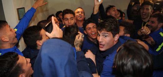 Boca ya es el nuevo campeón del fútbol argentino