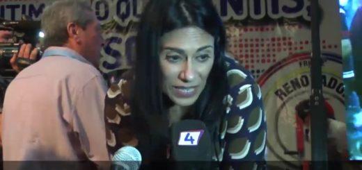 """Flavia Morales: """"Hay que trabajar y confiar"""""""