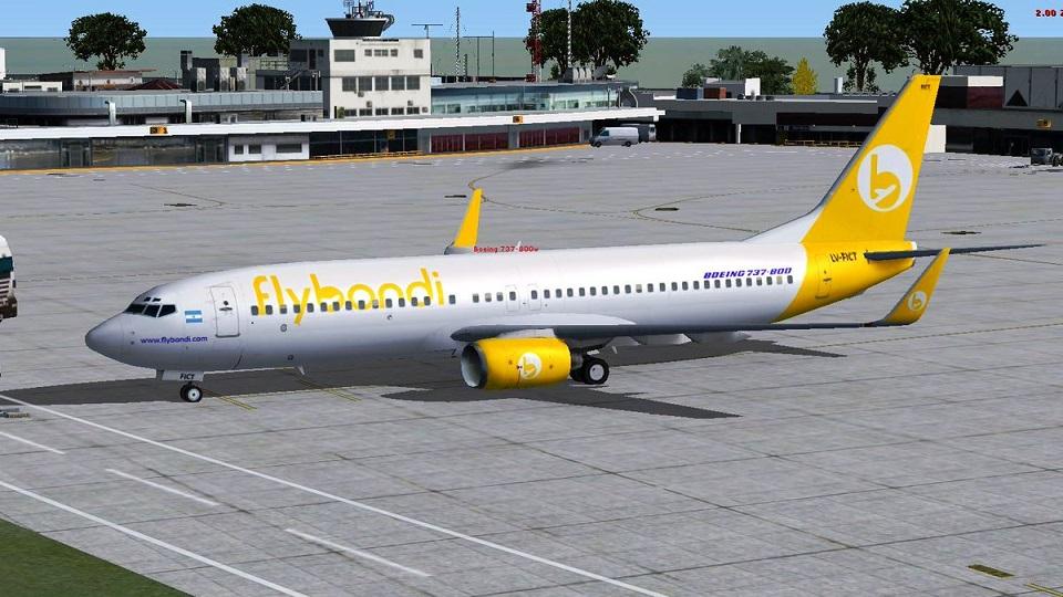 Flybondi pretende iniciar sus vuelos a Iguazú en octubre