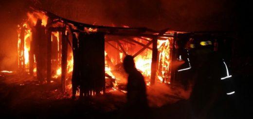 Falleció el hombre que había sufrido graves quemaduras al incendiarse su vivienda en Oberá