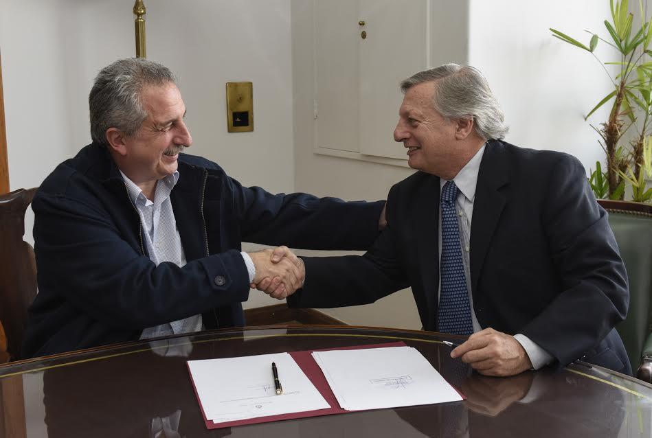 Passalacqua con Aranguren: Misiones adhirió al acuerdo federal energético