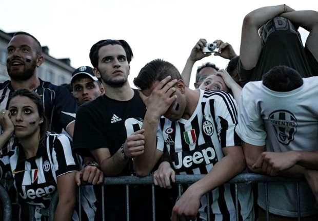 Aumenta a 1.400 la cifra de heridos por la avalancha de fans de Juventus