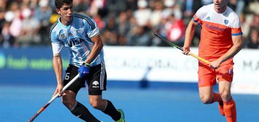Liga Mundial de hockey: dura derrota de Los Leones en la final ante Holanda