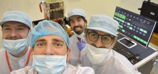 Argentina lanza al espacio el sexto nanosatélite
