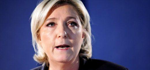 """Francia: imputaron a Marine Le Pen por """"apropiación indebida"""" de fondos"""