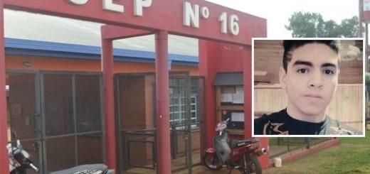 Eldorado: intensificaron en distintos sectores de la ciudad la búsqueda del asesino del adolescente