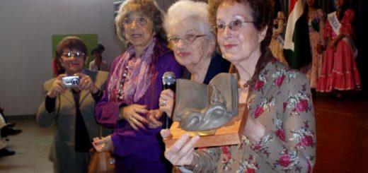 Homenajearon a Teresa María Luisa Morchio de Passalacqua