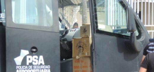 Confirmaron el procesamiento de dos agentes de la PSA detenidos en Iguazú por el robo a un empresario