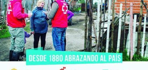 """Día de la Cruz Roja Argentina: """"Uno de nuestros principales objetivos es acercarnos a las personas que se encuentran en condiciones de vulnerabilidad"""""""