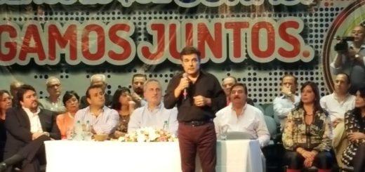 Maurice Closs, Ricardo Wellbach y Martín Cesino encabezarán las listas de la Renovación