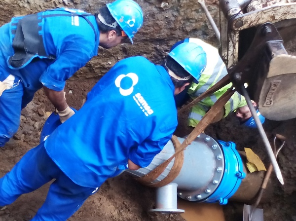 Por trabajos de reparación recomiendan cuidar el agua en Posadas