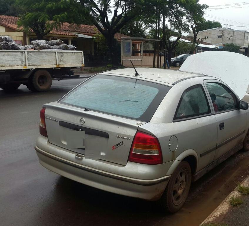 Incautaron en Posadas un automóvil robado en Buenos Aires
