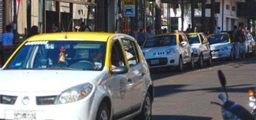 Desde la comuna solicitan que los usuarios pregunten si funciona el reloj antes de subirse a un taxi