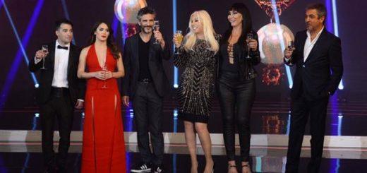 Susana Giménez regresó anoche a la televisión