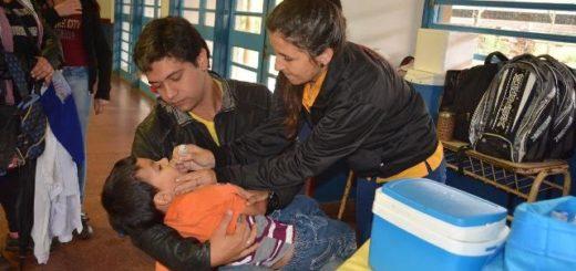 Pro.San.E evaluó a alumnos de la Escuela 698 de Candelaria