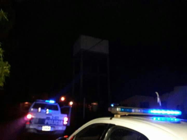 En heroico accionar policías rescataron a una joven que intentó quitase la vida anoche en Posadas