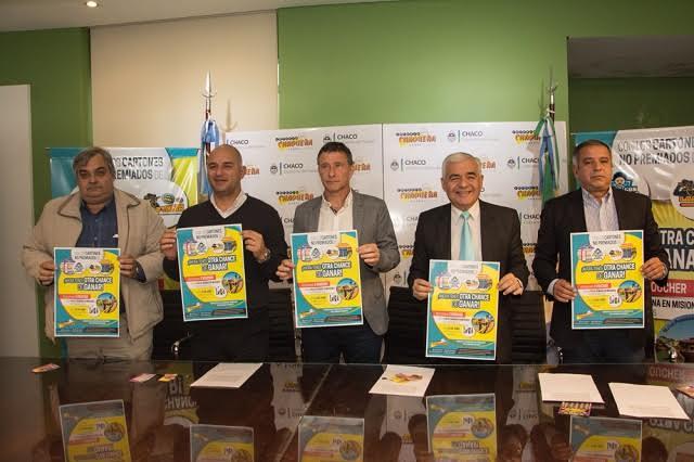 """Lotería Chaqueña hará sorteos estímulo para """"Jugá con Maradona"""" y """"Las Vegas"""""""