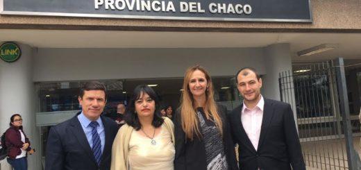 """Misiones presento el programa """"Mi título"""" en Chaco"""