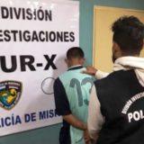 Encuentran marihuana en poder de un prófugo de la Justicia al que la Policía había atrapado en Oberá