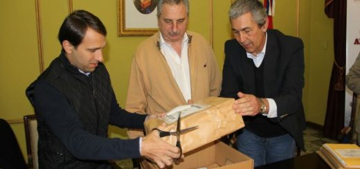 Passalacqua presidió apertura de sobres para construcción del Polideportivo Ian Barney de Oberá