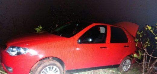 Apóstoles: en rápido accionar policías recuperaron un auto que había sido robado