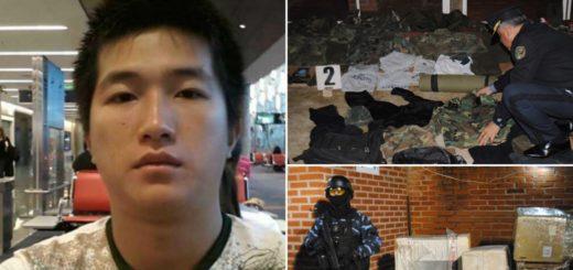 La Fiscalía Federal de Posadas pidió que vayan a juicio los seis detenidos por el secuestro del comerciante chino Daniel Wu