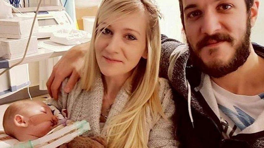 Dolor: murió Charlie Gard, el bebé que la Justicia había ordenado desconectar