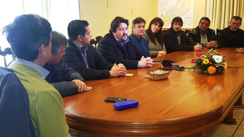 """Closs: """"Nuestro gran desafío es que en la agenda nacional se incorporen los temas de Misiones"""""""