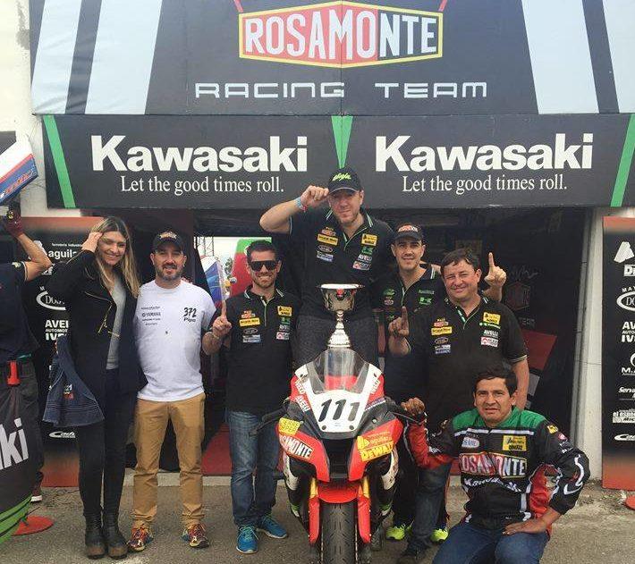 El Rosamonte Racing Team viaja con toda la ilusión a La Rioja