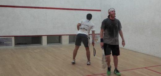 Los mejores exponentes del squash argentino juegan una fecha nacional en Posadas