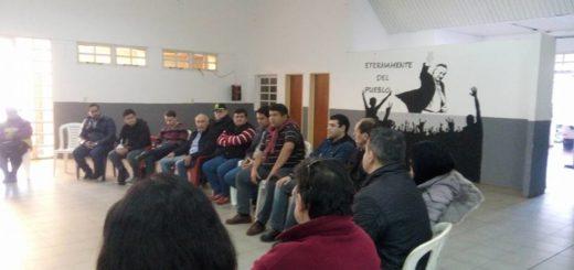 Dirigentes peronistas se reunieron para abordar las distintas tareas del comando electoral