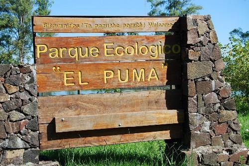 El Parque Ecológico El Puma es uno de los atractivos más visitados en estas vacaciones de invierno