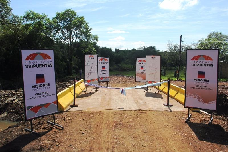 Passalacqua inaugurará obras viales en Capioví