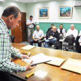 El vicegobernador Herrera Ahuad verificó tareas viales