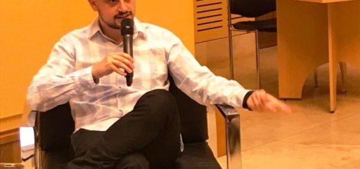 """Daniel Wizenberg presenta su libro """"Los que esperan"""", en la Legislatura Provincial"""