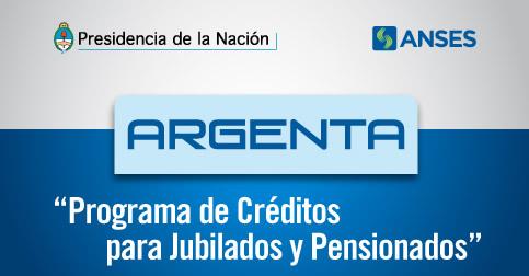 Más de 300 mil jubilados y pensionados ya accedieron a los préstamos ARGENTA