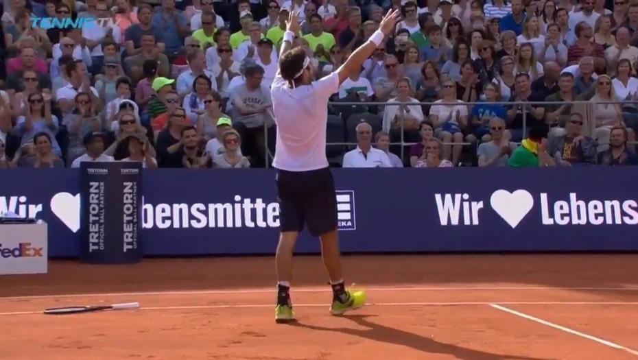 Leonardo Mayer se coronó campeón en Hamburgo y completó su semana soñada