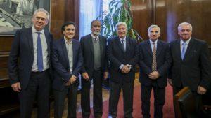 El Banco Nación acordó un trabajo de colaboración en información con INAES para operatoria de cooperativas