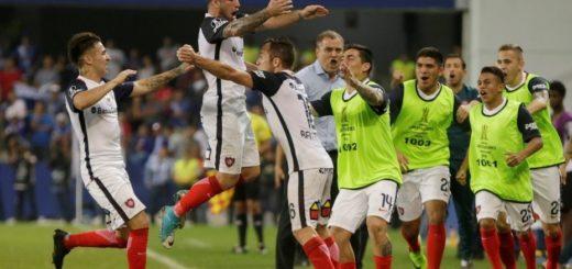 Copa Libertadores: San Lorenzo ganó y se llevó un importante triunfo de Ecuador