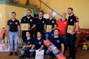 Subsidio provincial: Bomberos voluntarios adquirieron equipamiento y elementos de lucha contra incendios por casi 4 millones de pesos