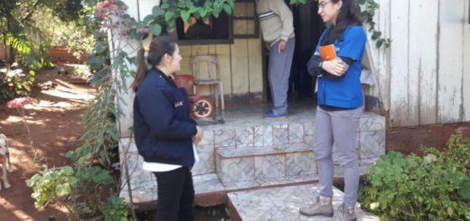 La Policía continúa asistiendo a familiares de la pareja que sufrió el siniestro en Esquina