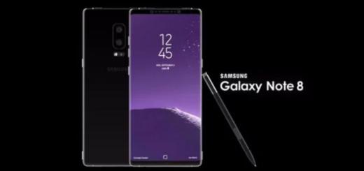 Samsung confirmó la fecha de lanzamiento del Galaxy Note 8