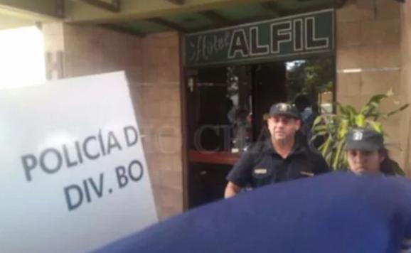 Horror en Chaco: se conocieron detalles de la historia del policía y la nena de 13 años que aparecieron muertos en un hotel