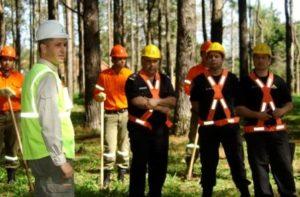 La Nación realizará en Apóstoles la entrega de certificación de competencias laborales en Manejo de Fuego