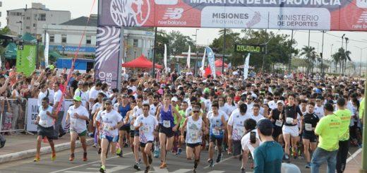 Vea lo mejor de la maratón 4k y 10k realizada en la Costanera de Posadas