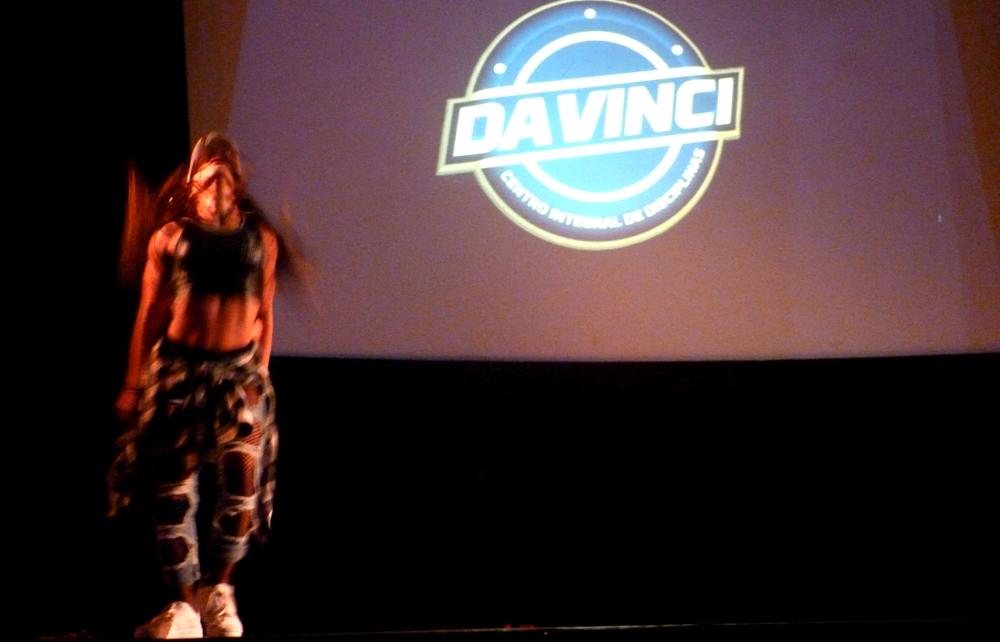 Da Vinci festejó su quinto aniversario con un brillante show artístico de danzas y alto vuelo en hip hop