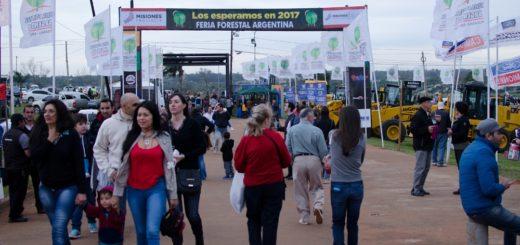 El jueves 3 de agosto será el lanzamiento oficial de la Feria Forestal Argentina