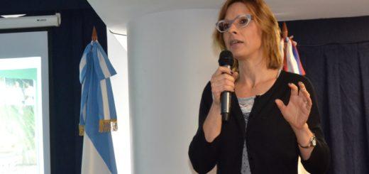Mariana Carbajal: Medios, justicia y fuerzas públicas deben incorporar la perspectiva de género en sus tareas
