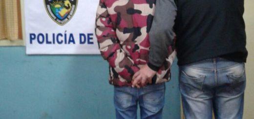 Investigan a una banda de ladrones de garrafas en Posadas: hay un detenido