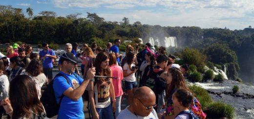 """Desde el ITurEM aseguran que Puerto Iguazú tuvo """"el mejor julio de su historia"""""""